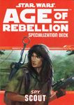 RPG Item: Age of Rebellion Specialization Deck: Spy Scout