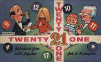 Board Game: Twenty One