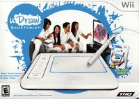 Video Game Hardware: uDraw GameTablet