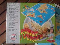 Board Game: Runt i världen