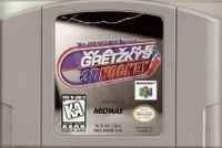 Video Game: Wayne Gretzky's 3D Hockey