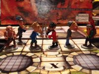 Board Game: City of Chaos