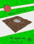 RPG Item: Battlemap: Crashed Ufo