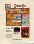 Video Game: Spider City