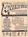 RPG Item: Fantasy Adventure Encounter Cards