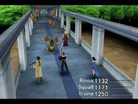 Video Game: Final Fantasy VIII