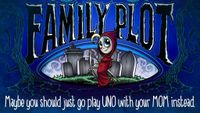 Board Game: Family Plot