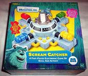 Board Game: Monsters Inc. Scream Catcher
