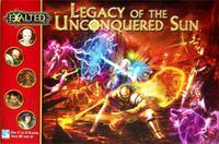 Board Game: Exalted: Legacy of the Unconquered Sun