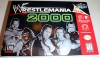 Video Game: WWF WrestleMania 2000