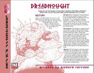 RPG Item: Dreadnought