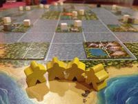 Board Game: Mauna Kea