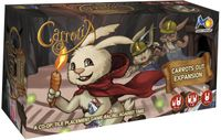 Board Game: Carrotia: Carrots Out