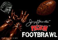 Video Game: Jerry Glanville's Pigskin Footbrawl