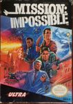 Video Game: Mission: Impossible (NES)