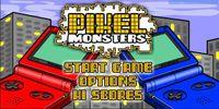 Video Game: Pixel Monsters