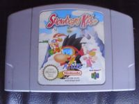 Video Game: Snowboard Kids