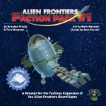 Board Game: Alien Frontiers: Faction Pack #1