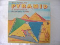 Board Game: The Puzzling Pyramid