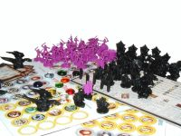 Board Game: Quest for the DragonLords: The Crystal of Power