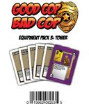 Board Game: Good Cop Bad Cop: Equipment Pack #3 – Tower