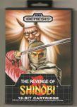 Video Game: The Revenge of Shinobi