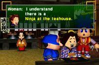 Video Game: Goemon's Great Adventure
