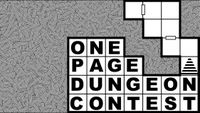 Series: One Page Dungeon Contests