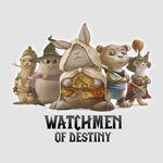 Board Game: Watchmen of Destiny
