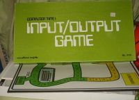 Board Game: Input/Output Game