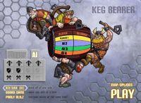 Video Game: Keg Bearer