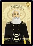 Board Game: Bruxelles 1897: Leopold II Promo