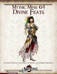 RPG Item: Mythic Minis 064: Divine Feats