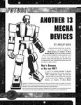 RPG Item: Another 13 Mecha Devices