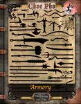 RPG Item: Choe Pho: Armory