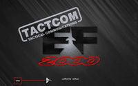 Video Game: EF2000 TACTCOM Tactical and Communications Upgrade