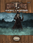 RPG Item: Marshal's Handbook