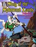Board Game: Song of the Splintered Lands