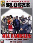 RPG Item: Mia Famiglia: The Lodovico Crime Family