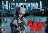 Board Game: Nightfall: The Coldest War