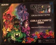 Board Game Accessory: DC Comics Dice Masters: War of Light – Collector's Box