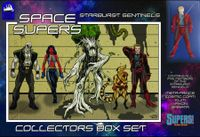 RPG Item: Space Supers #03: Starburst Sentinels (Supers!)
