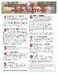 RPG Item: 20 Useful Mundane Magical Items