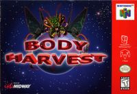 Video Game: Body Harvest