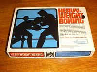 Board Game: Heavy Weight Boxing