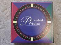 Board Game: Proverbial Wisdom