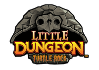 Board Game: Little Dungeon: Turtle Rock