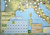 Board Game Accessory: Paths of Glory: Deluxe Map