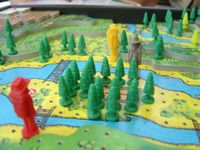 Board Game: Timber Tom