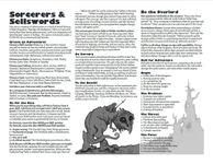 RPG Item: Sorcerers & Sellswords
